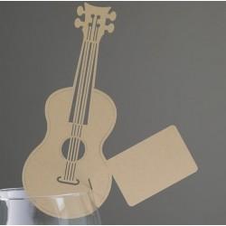 Marque place guitare