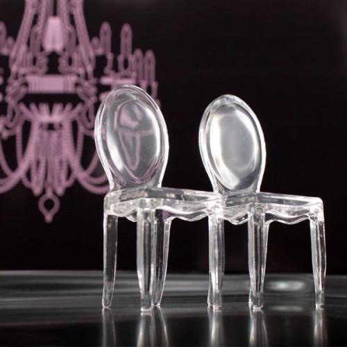 Marque plaise chaise baroque