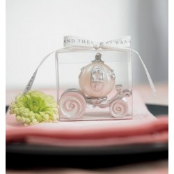 Bougie carrosse de cendrillon