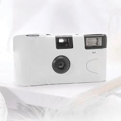 Appareil photo jetable blanc