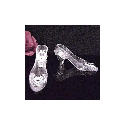 Porte nom chaussure cendrillon - Jeux de decoration de chaussure ...