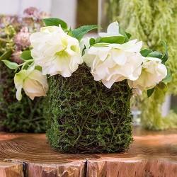 Vase décoratif thème nature