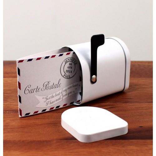 boite aux lettres am ricaine les couleurs du mariage mariage et r ception. Black Bedroom Furniture Sets. Home Design Ideas