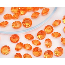 Diamants oranges x 100