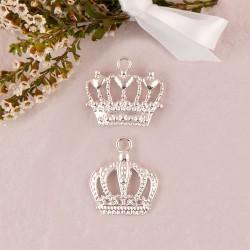 Breloque couronne de princesse