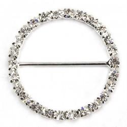 Boucle diamant pour noeud de chaise 5 cm