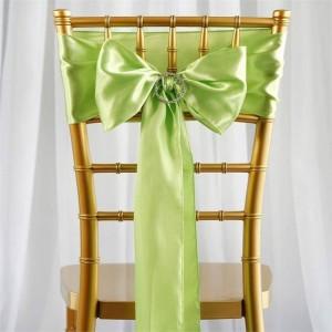 Noeud de chaise vert pomme