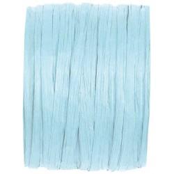 Raphia bleu