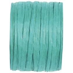 Raphia turquoise