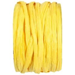 Bobine de Raphia jaune