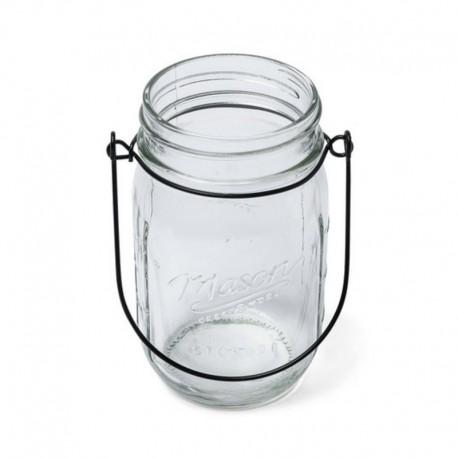 Photophore Mason jar