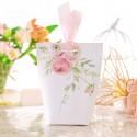 Ballotin à dragées flora Save the Day
