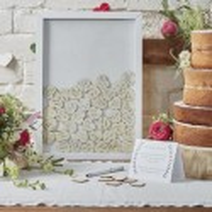 Cadre Livre d'or mariage