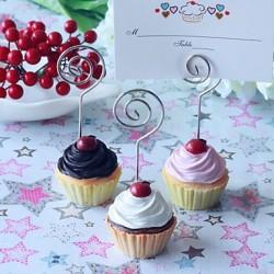 Porte nom cupcake par 3