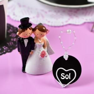 Figurine de mariage Mr et Mrs