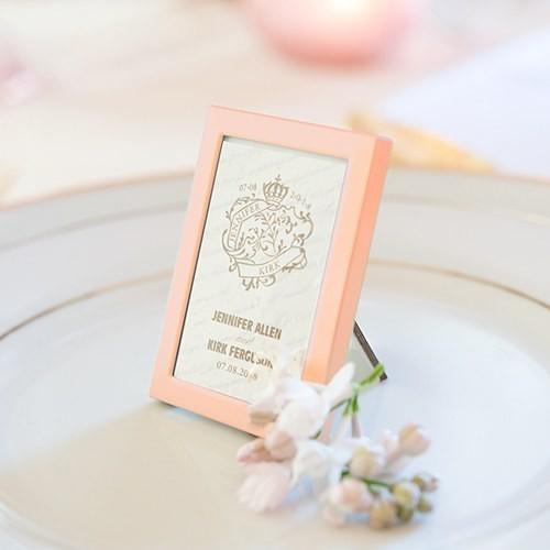 Mini cadre rose gold