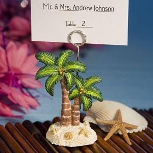 Marque place palmier (par 4)