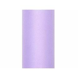 Rouleau de tulle lilas 50 cm