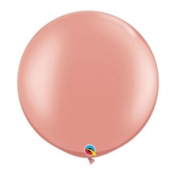 Ballon géant rose gold 250 cm