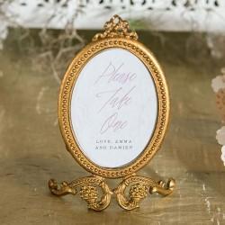 Cadre mariage diamant