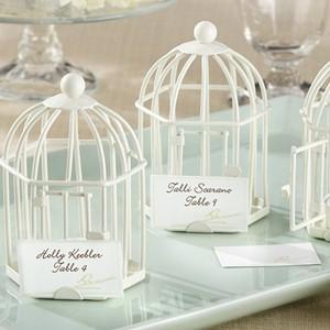 Bougeoir mini cage