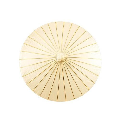 Ombrelle ivoire