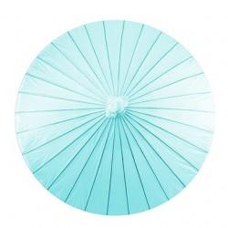 Ombrelle bleu aqua