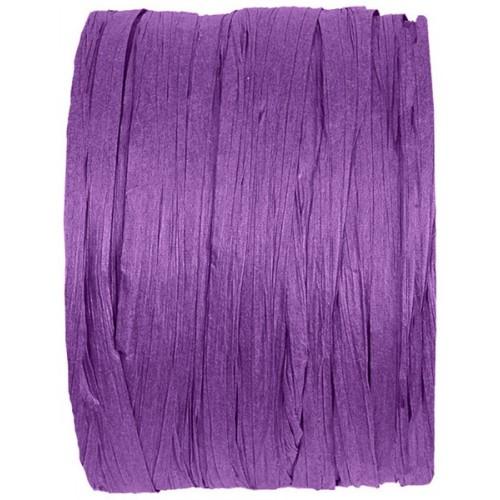 Raphia ton parme violet