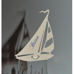 Marque place bateau