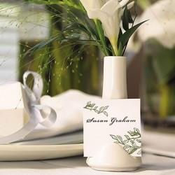 Vase marque place