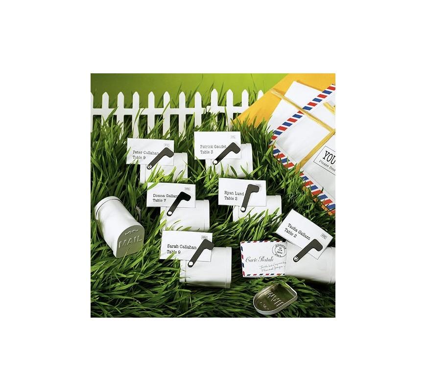boite aux lettres am ricaine les couleurs du mariage. Black Bedroom Furniture Sets. Home Design Ideas