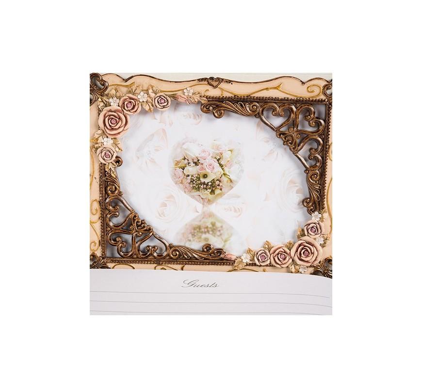 livre d 39 or mariage vintage les couleurs du mariage mariage et r ception. Black Bedroom Furniture Sets. Home Design Ideas
