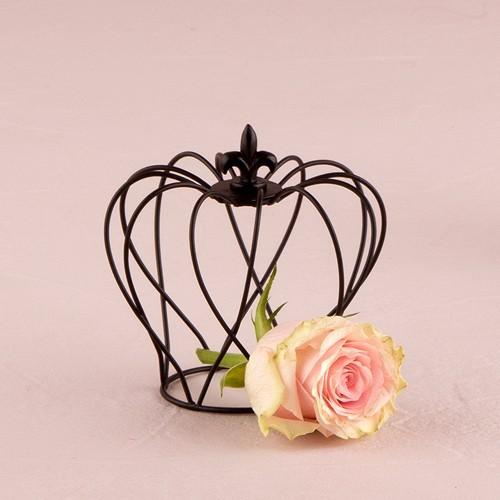 Mini couronne décorative