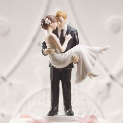 Figurine de mariage so love
