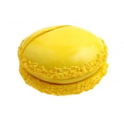Marque place macaron jaune