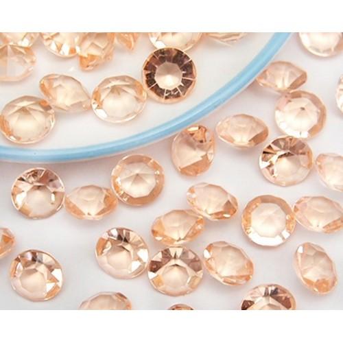 Diamants pèche x 100