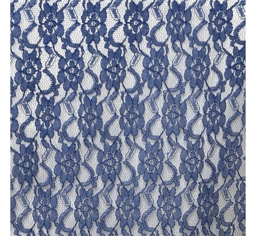 chemin de table en dentelle bleu marine les couleurs du mariage mariage et r ception. Black Bedroom Furniture Sets. Home Design Ideas