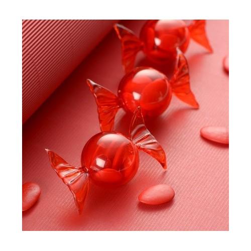 boite drag es bonbon rouge par 6 les couleurs du mariage mariage et r ception. Black Bedroom Furniture Sets. Home Design Ideas