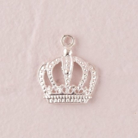 Breloque couronne de princesse