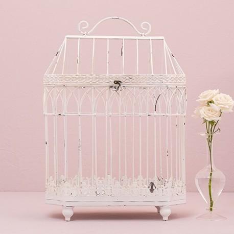 Cage décorative vintage