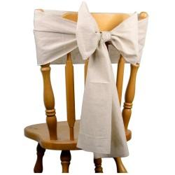 Noeud de chaise en lin