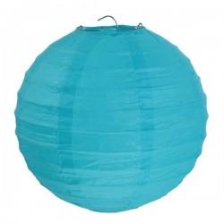 boule japonaise bleu turquoise