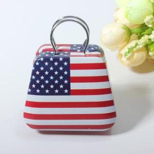 Boite à dragées valise USA