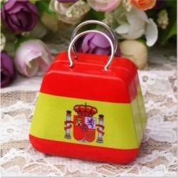 Boite à dragées valise Espagne