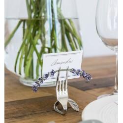 Marque place fourchette