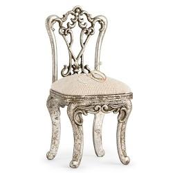 Support à alliances chaise boudoir