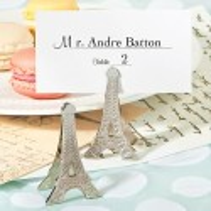 Porte nom clip Tour Eiffel