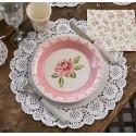 10 Sets de table napperons dentelle