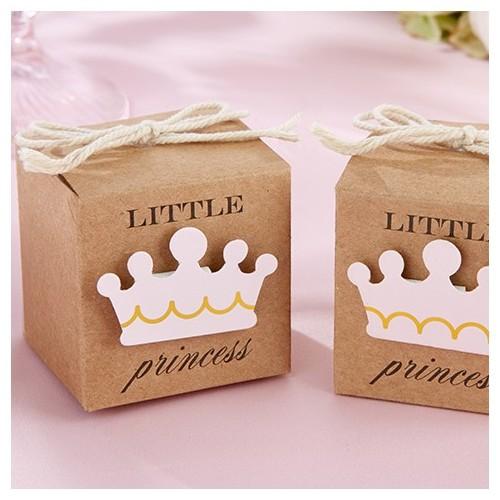 Boite à dragées little princess