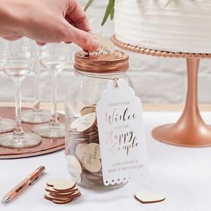 Wishing Jar : bocal à messages